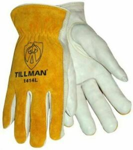 Tillman Leather Drivers Gloves Cowhide 1414 Small