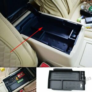Fit Toyota Camry 2012 2013 2014 2015 High Quality Car Central Storage Box Set