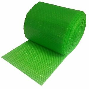 3 16 Sh Recycled Small Bubble Cushioning Wrap Padding Roll 100 X 12 100ft