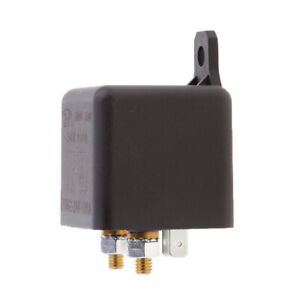 24v 100amp Split Charge Relay Switch 4 Terminal Relays For Truck Boat Marine