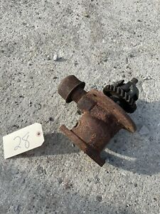Allis Chalmers Unstyled Wc Distributor Assembly Tag 28