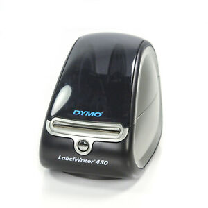 Dymo Labelwriter 450 Turbo Thermal Label Printer Only 1750110 No Ac Adapter