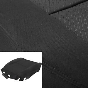Driver Bottom Cloth Car Seat Cover Replacement For 07 14 Chevy Silverado 1500
