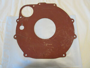 Gpw Willys Mb Jeep L134 Motor Rear Engine Mounting Plate Original