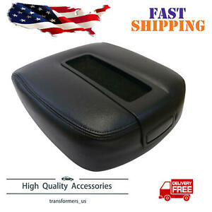 For 2007 2014 Gmc Yukon Denali Chevy Tahoe Center Console Lid Cover