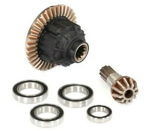 Complete Front Differential Pre Assembled Traxxas X Maxx 8s Tra7880