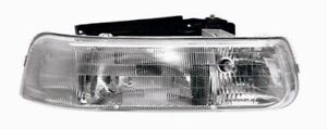 For 2001 2002 Chevrolet Silverado 1500 Hd Headlight Assembly 71641hq
