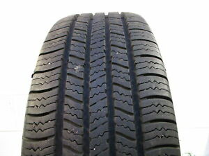 Set Of 4 P245 60r18 Goodyear Viva 3 All season Used 245 60 18 105 H 9 32nds