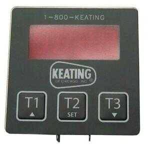 Keating 056921 Electric Touch Pad Timer
