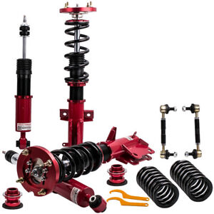 Coilovers For Ford Mustang 05 14 Adjustable Height Damper Shocks Absorbers