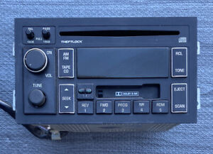 94 95 96 Fleetwood Brougham Delco Radio Stereo Am Fm Cd Cassette Player Oem