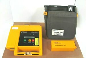 Medtronic Lifepak 500t Aed Training System With Training Battery And Case