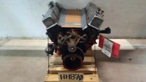 5 7l Engine 8 350 From 1974 Chevy Pickup 6736159