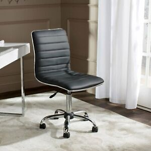 Executive Office Chair Conference Chair Adjustable Home Office Chair With Wheels