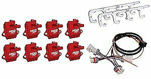 Msd Ignition 82858k Gm Ls1 ls6 Coil Pack Kit Includes
