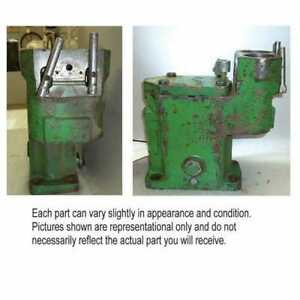Used Selective Control Valve Compatible With John Deere 4020 4000 3020 4320