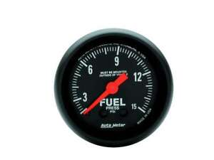 Autometer 2in Fuel Pressure Gauge 2603
