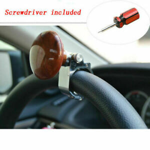 Universal Steering Wheel Ball Automatic Transmission Knob Booster Spinner Handle