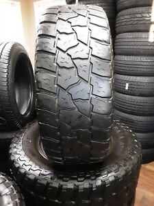 Set Of 4 315 70 17 Mickey Thompson Baja Atz 121 118q 6 32nds Good Used