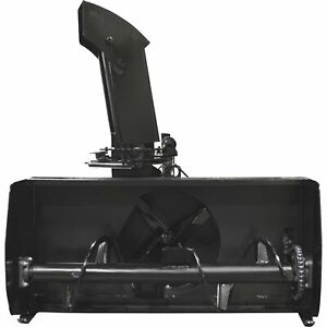 Nortrac 3 pt Snow Blower 50in w Intake 18 32 Hp Rating Model Be sbs50gl