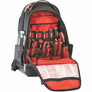 Jobsite Backpack For Tools To Laptops Milwaukee 48 22 8200 New