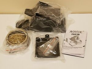 Aoyue Universal Soldering Iron Holder stand Model 2663 New Sealed