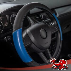 Dsv Standard Universal Blue Car Steering Wheel Cover Auto Accessory