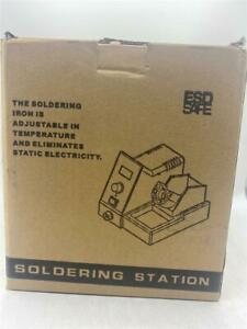 Aicase Soldering Iron Station 60 watt 110 Volt 392 f 896 f c f Temperature
