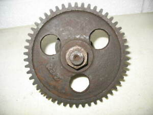 Stover K Hit Miss Gas Engine Cam Gear
