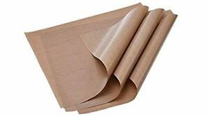 3 pack Teflon Mat Oven Liner Sheets 16 X 20 For Heat Press Transfers For