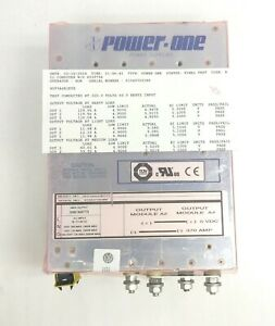 New Power One Dc Power Supply Hpf5a4a2kyh 2000w 5vdc 370a Output