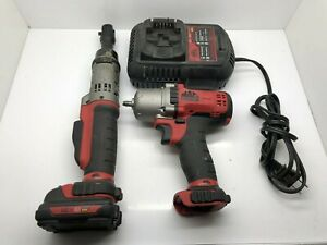 Mac Tools 1 4 Impact Wrench 1 4 Ratchet With Battery Charger Brs025 Bwp025