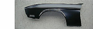 Sherman Parts 469 32r Front Fender 1973 Ford Mustang Right