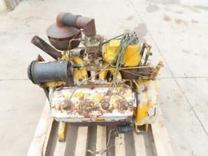 Original Vintage 1950 S Dodge Chrysler 24a Industrial Hemi Or 331 V8 Engine