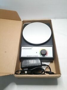Anzeser Magnetic Stirrer Magnetic Mixer 3000 Rpm Used Good Condition Free Ship