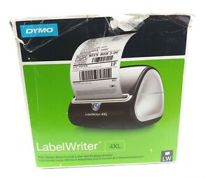 Euc Dymo Labelwriter 4xl Thermal Label Printer Black Tested Working