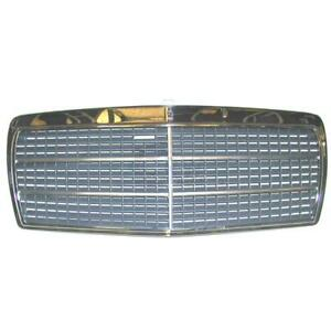 Radiator Grille Mercedes 190e 190d W201 Complete 3r9