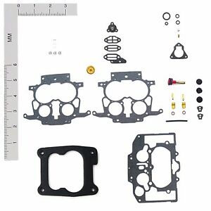 Carter Thermoquad Carb Kit 1978 1984 Chrysler Dodge Plymouth 318 360 400 440