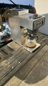 Bunn Vp17 2 Pourover 12 Cup Commercial Coffee Brewer