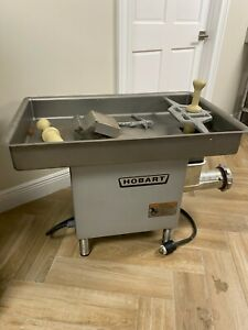 Hobart Meat Grinder 4732 A Used 3 Hp