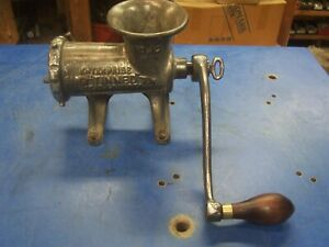 Enterprise 12 Meat Grinder Sausage Chopper