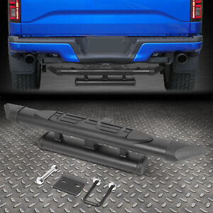 J2 For 2 Receiver Universal 42 5 X 3 25 Black Trailer Tow Hitch Step Bar Guard