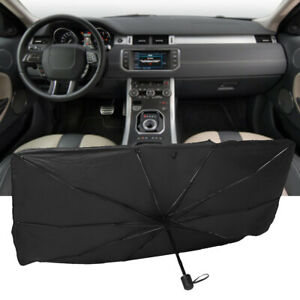New Foldable Car Windshield Sunshade Front Window Cover Visor Sun Shade Umbrella