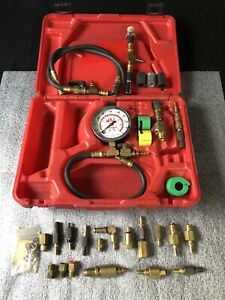 Mac Tools Fuel Injection Test Kit Pressure Tester 26753