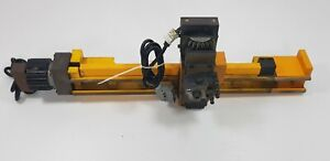 Emco Compact 5 Cnc Lathe Stepping Plate Motor Part Liner From A Working Machine