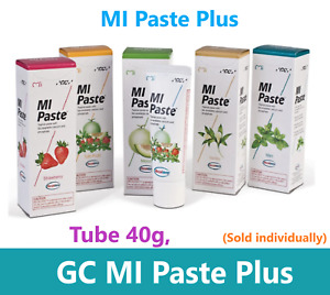 Mi Paste Plus Tube Topical Tooth Cr me Revitalizing Teeth Fix Calcium 35ml Tube