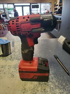 Snap on Ct8810a0 Impact Wrench With Ctb81850 4ah Battery