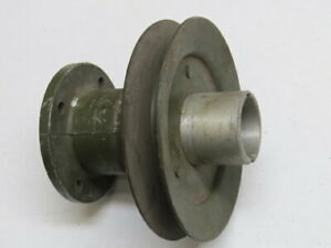 Nors 1939 1940 1941 Ford Flathead Crankshaft Pulley A 6 2