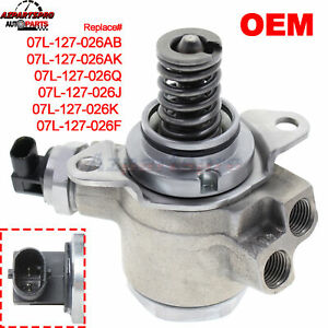 High Pressure Fuel Pump For Audi S4 Q5 A6 Quattro Vw Touareg 3 0l 07l127026ab