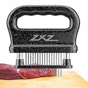 Meat Steak Tenderizer Stainless Steel Blade 48 Prongs Kitchen Tool Cooking Set